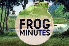 スマートフォン アプリ「FROG MINUTES」